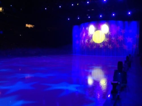 Disney on Ice South FL Rink BB&T Center