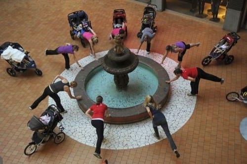 Stroller fitness Boca Raton
