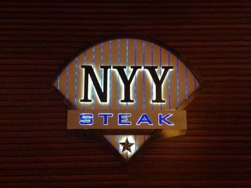 NYY Steak Restaurant Seminole Casino Coconut Creek