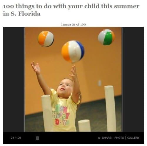 100 Summer Activities