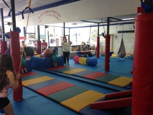 Indoor kids gym in Boca Raton
