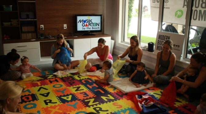 NOW CLOSED | MOMpreneur Monday: Musikgarten by the Beach