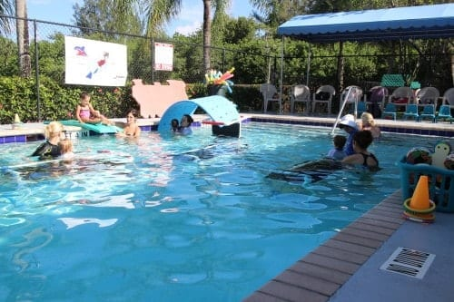 The Great Boca Swim Lesson Debate