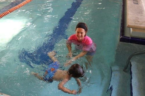 The Great Boca Swim Lesson Debate