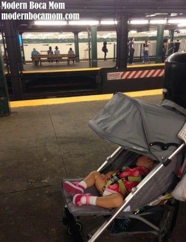 How to visit NYC with a Toddler