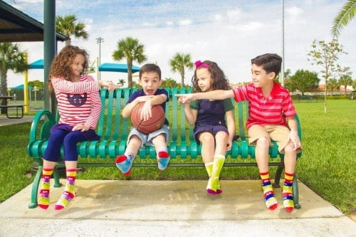 Children's socks south florida