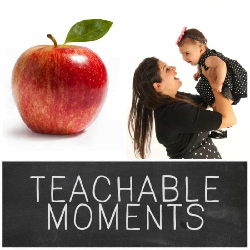 Learning to Embrace Teachable Moments…