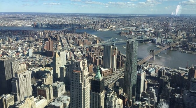 How to Visit NYC with a Toddler in Tow