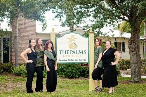 Palms Birth House Delray Beach