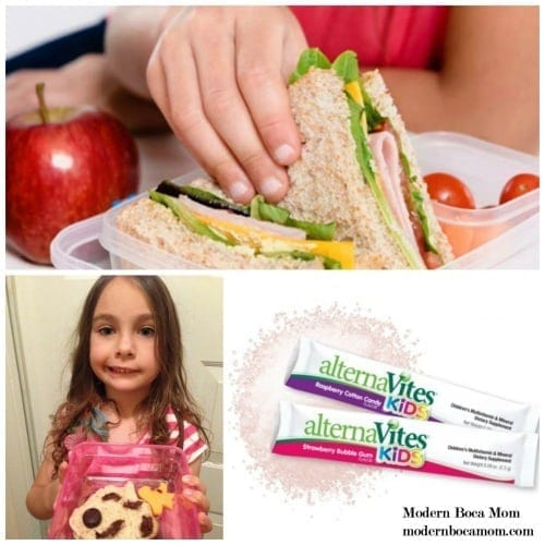 How to REALLY Pack Your Childs School Lunch WM