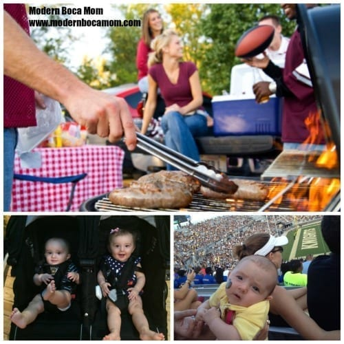 Tailgating with Kids WM
