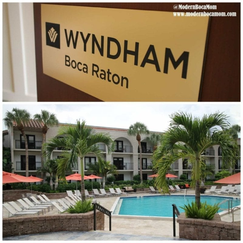 Escape to the Wyndham Boca Raton Modern Boca Mom
