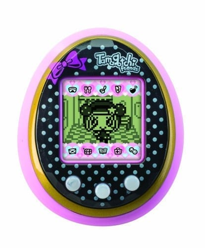 TamagotchiFriends - DotPrinting