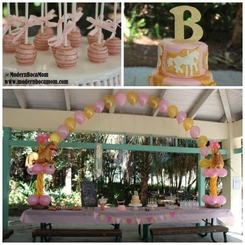 Boca birthday party