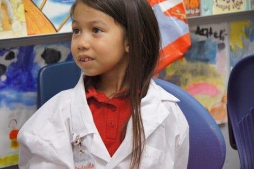 teach kids about business