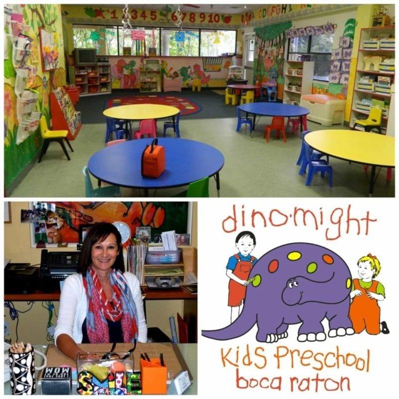 MOMpreneur Monday: Dino-Might Kids Preschool