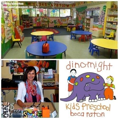 Dino-Might Kids Preschool WM
