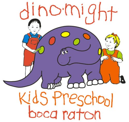Dino,might Logo