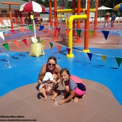 LCS Splash Park Modern Boca Mom WM