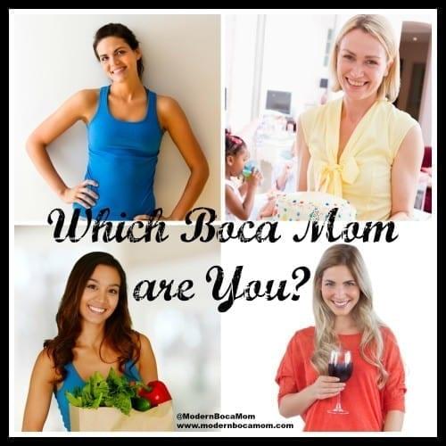 Boca Mom stereotype - ModernBocaMom.com