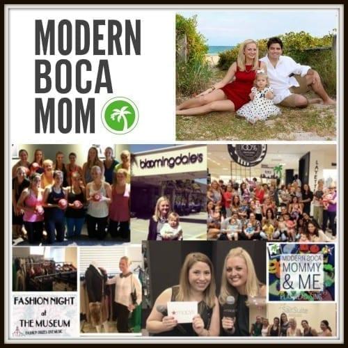 Modern Boca Mom Blogger-versary Featured