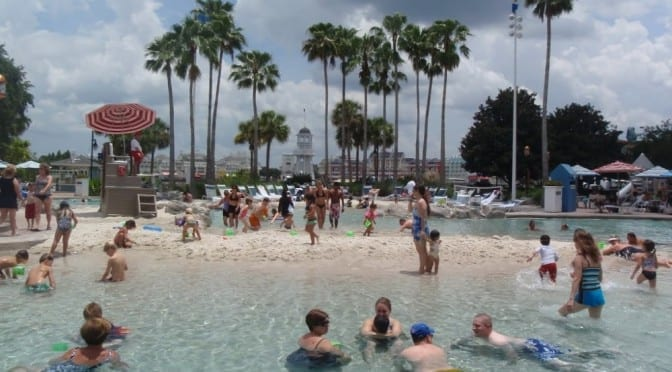 Beat the Crowds, Beat the Heat! Top 5 Walt Disney World Resort Pools