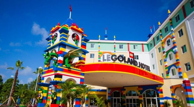 LEGOLAND Florida Hotel is Perfect for Families