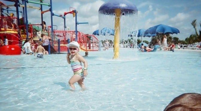 Splash Adventure at Quiet Waters Park, A Bucketful of Fun!