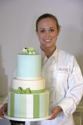 Chic and Sweet Artisan Cakes Boca Raton