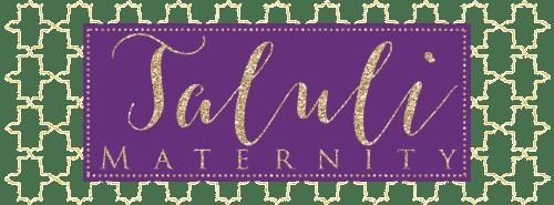 Taluli Logo Modern Boca Mom