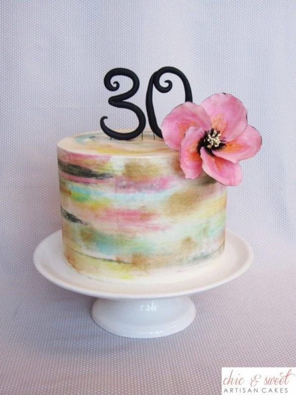 MOMpreneur Monday Chic and Sweet Artisan Cakes Modern Boca Mom