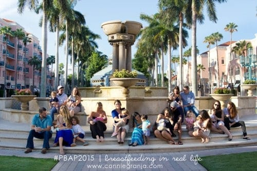 World Breastfeeding Week Boca Raton