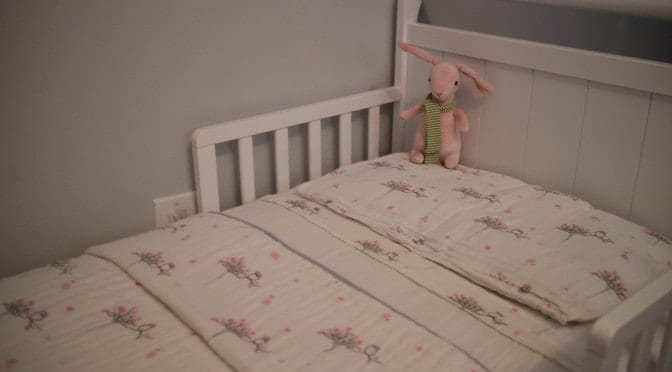 Toddler Training: How to Transition to a Toddler Bed…Successfully!