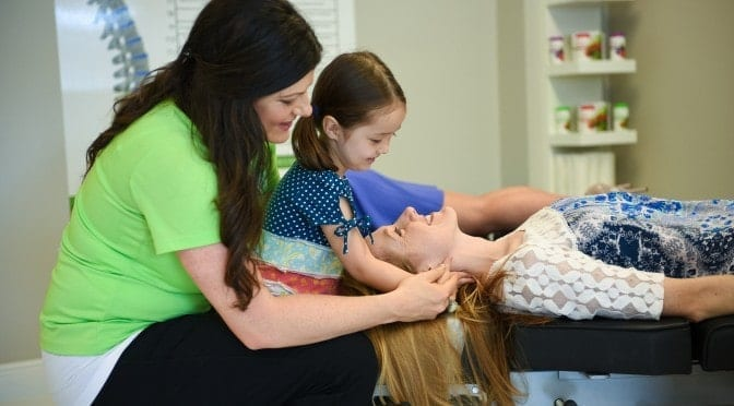 MOMpreneur Monday: Doctor Gena Chiropractic