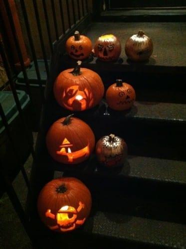 Boca Halloween season