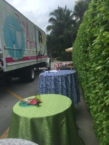 Atlas Party Rental Modern Boca Mom 3