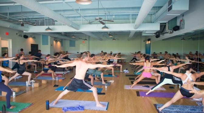 MOMpreneur Monday: The Yoga Joint West Boca
