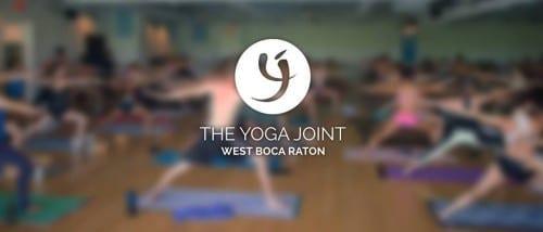 Yoga Joint Modern Boca Mom Logo