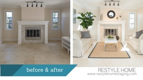 ReStyle Home Before & After