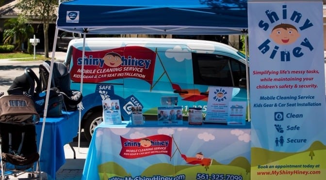 Outsource Car Seat or Stroller Cleaning: Introducing Shiny Hiney ...
