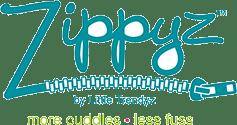 Zippyz baby pajamas by Little Trendyz Logo