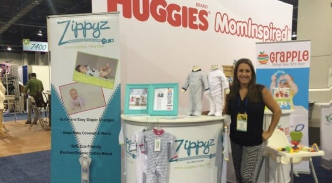 MOMpreneur Monday: Zippyz Baby Pajamas