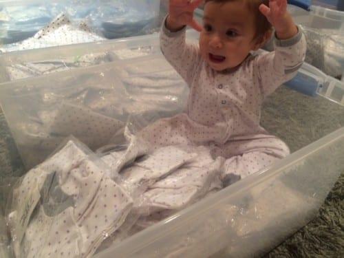 Zippyz baby pajamas by Little Trendyz