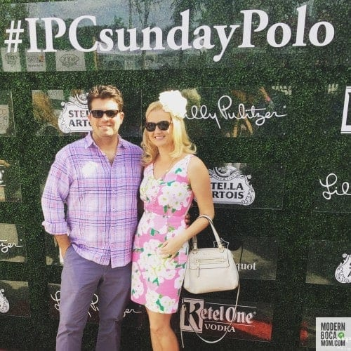 Palm Beach Polo Modern Boca Dad & Modern Boca Mom