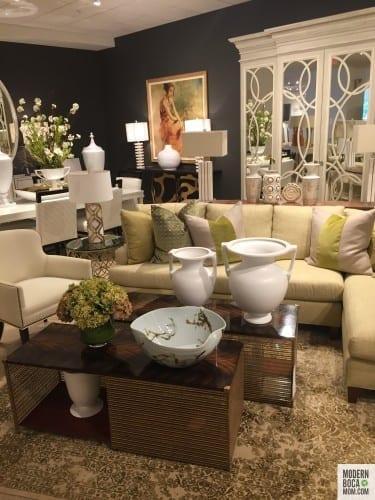 Clive daniel boca raton your total home showroom modern - Interior design services boca raton ...