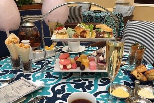 High Tea in Boca 1