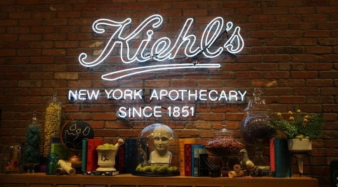 Kiehl's Chris Salgardo Wants Proper Skincare for Your Man