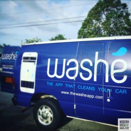 Washé app