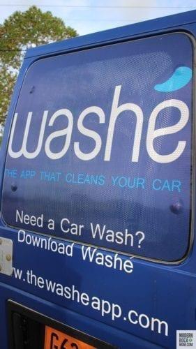 Washe app