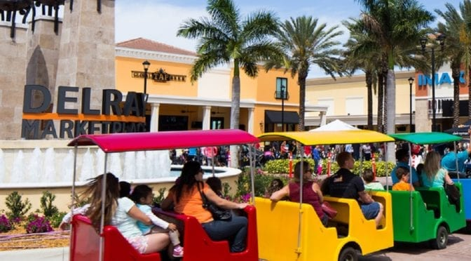 Delray Marketplace Family Fun Day Summer Series